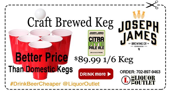 cheap beer las vegas