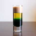 irish flag cocktail how to