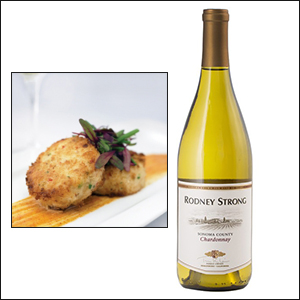 pairing with Rodney Strong