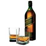 green label johnni walker from scotland